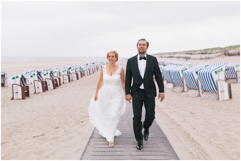 Shooting auf Norderney - Hochzeit