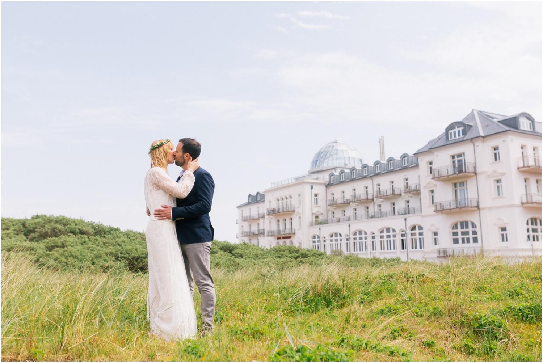 Strandhotel Kurhaus Juist Hochzeit
