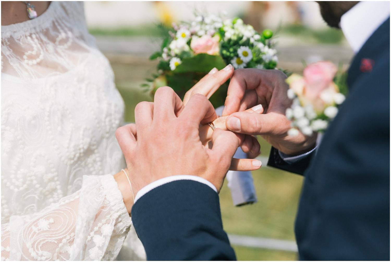 standesamtliche Hochzeit auf Juist