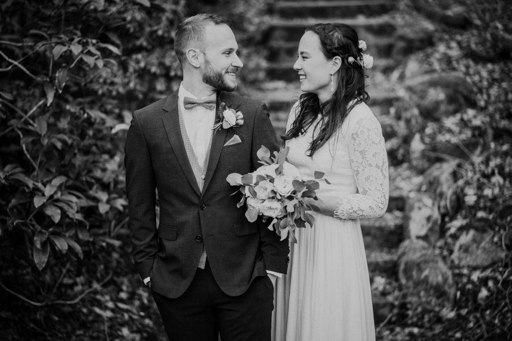 Hochzeit im Lütetsburger Park von Hochzeitsfotograf Elmar Tapper