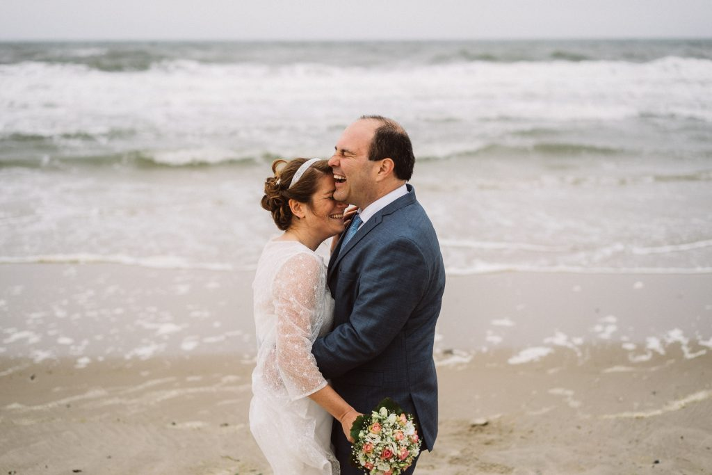 Hochzeit am Strand Juist von Hochzeitsfotograf Elmar Tapper