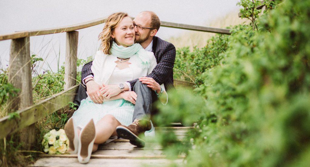 Fotoreportage: Heiraten auf Wangerooge