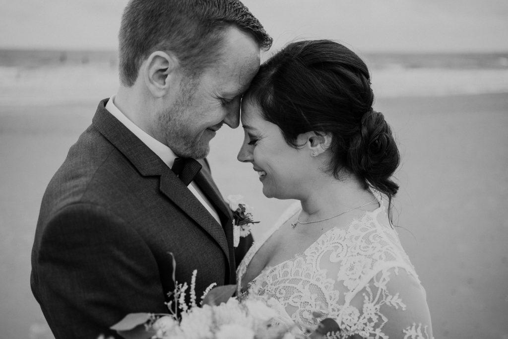 Hochzeit am Strand Norderney von Hochzeitsfotograf Elmar Tapper