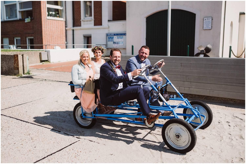 Fahrradverleih Norderney