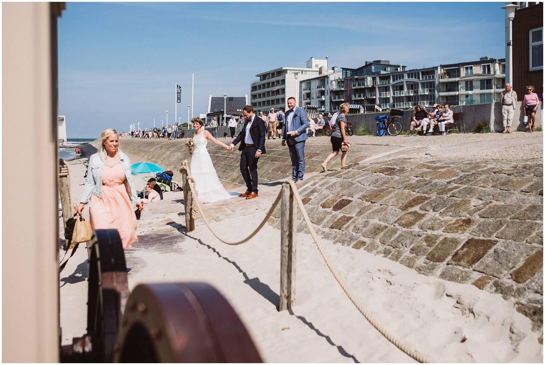 Hochzeit am Strand Norderney