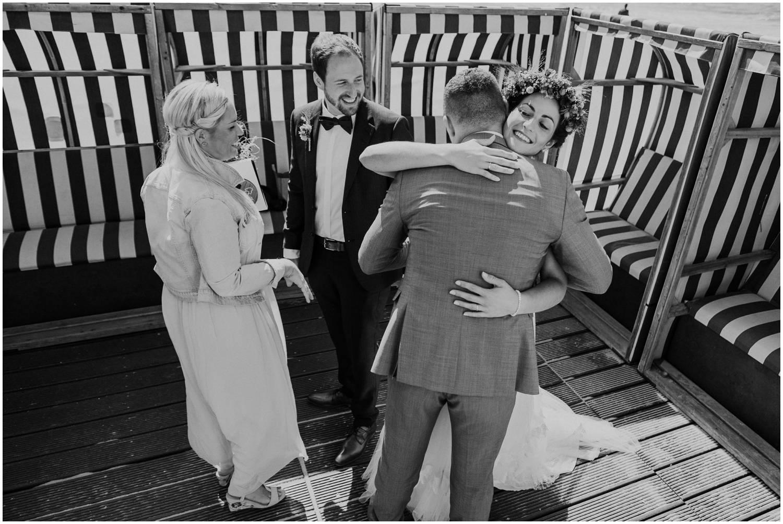 Hochzeit am Weststrand Norderney