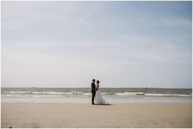Strandhochzeit auf Norderney