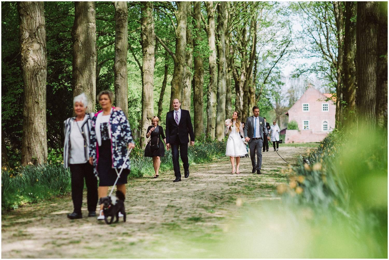 Hochzeitsfotograf Schlosspark Lütetsburg
