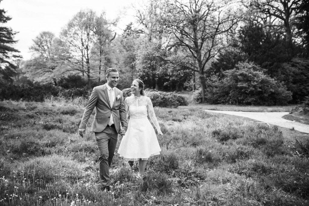 Hochzeit im Lütetsburger Schloss Park bei Hage