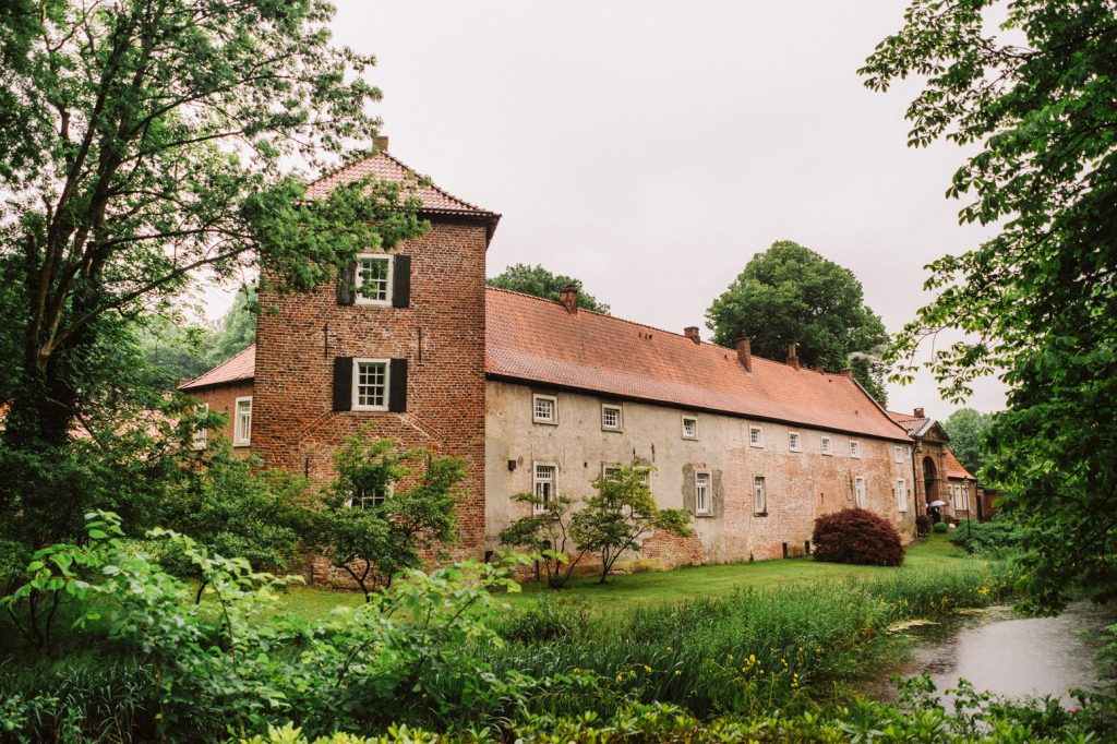 Hochzeitsfotograf in der Burg Berum