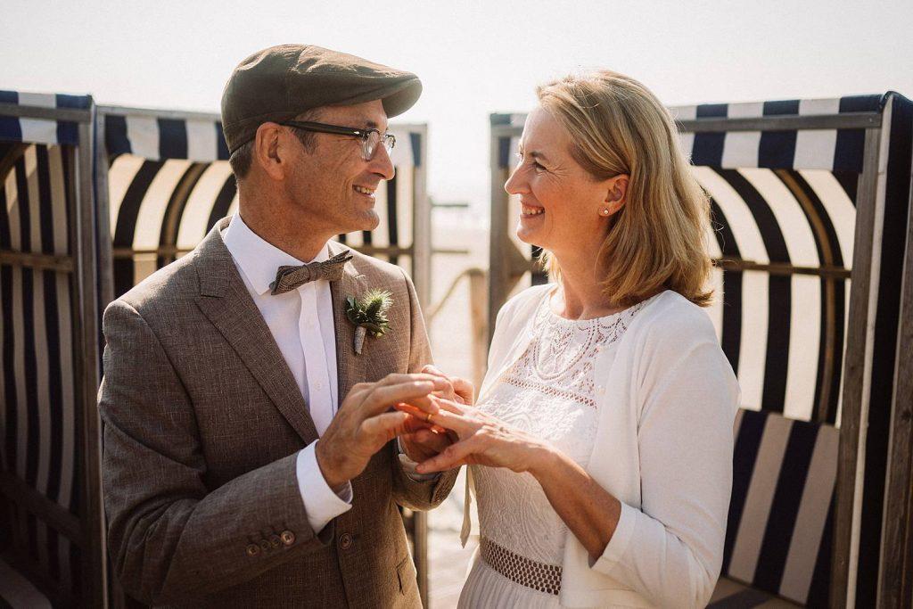 Hochzeitsfotograf Badekarren Norderney