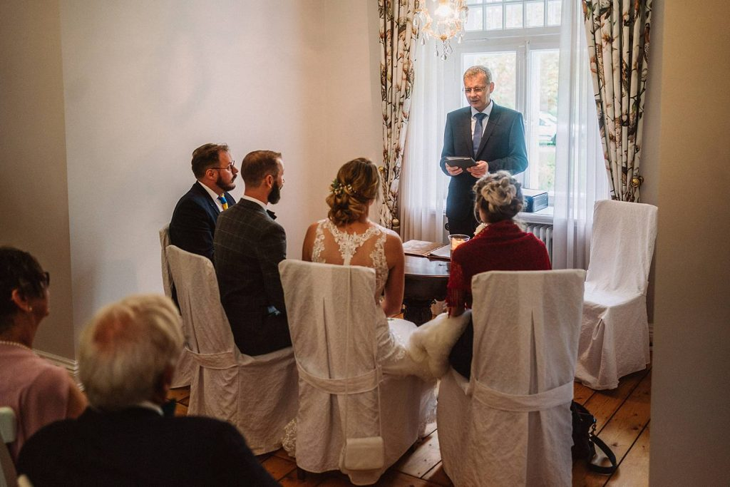 Hochzeitsfotograf Burg Berum