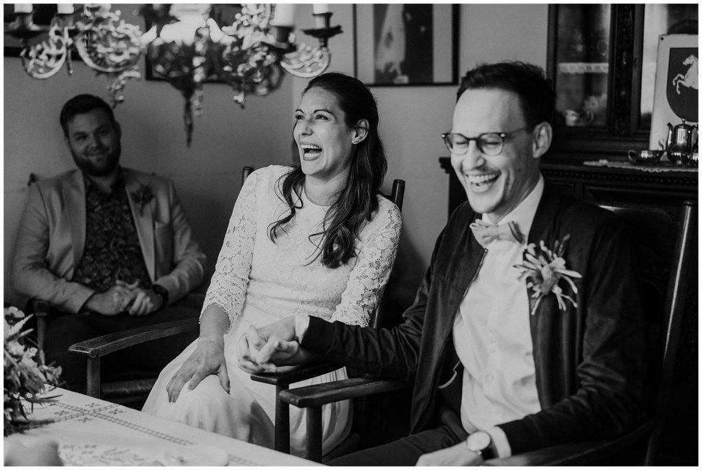 Hochzeit im Seemannshus auf Langeoog