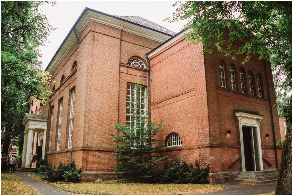 Kirchliche Trauung in der Ludgeri Kirche Aurich