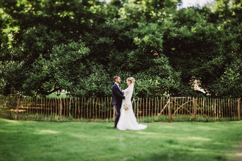 Hochzeitsfoto Leer
