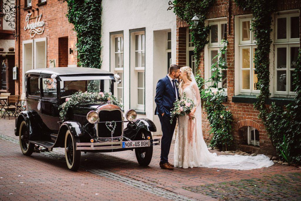 Hochzeit am Schloß Aurich von Hochzeitsfotograf Elmar Tapper